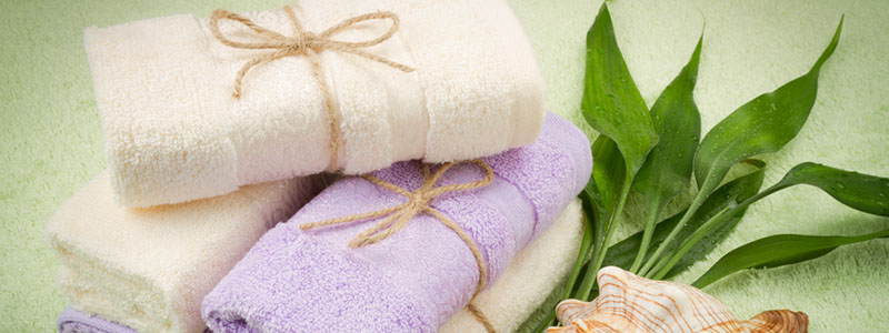cotton bamboo towels
